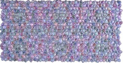 PVC панел 2511 Pink Lights Crystal
