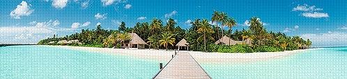 PVC пано 4560 Плаж