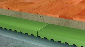 Поставяне на Floor Komfort плоскости