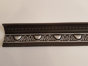 XPS перваз - M18 Retro Black Silver