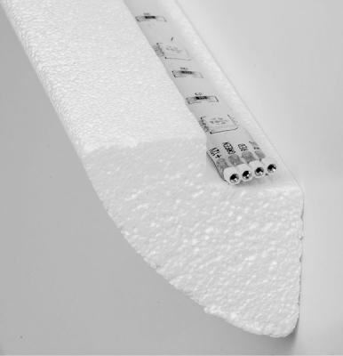 Лайсна за скрито LED осветление DANA