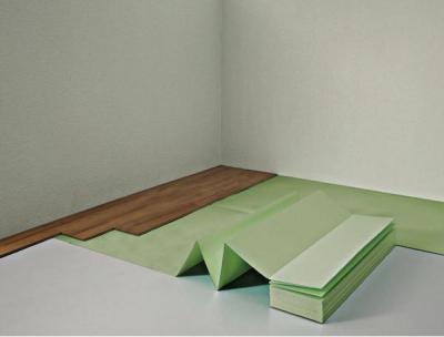 Поставяне на Floor Komfort хармоника