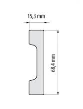 Размери LPC - 23