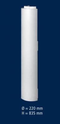 Колонен елемент HS 22 RH /гладък/