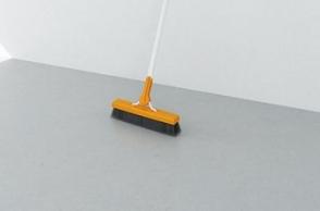 1. Почистете добре пода
