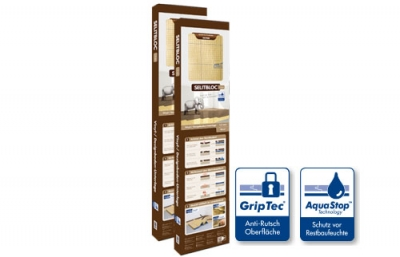 Технически данни на подложка SELITBLOC 1.5mm GripTec