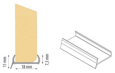 Размери UC-18